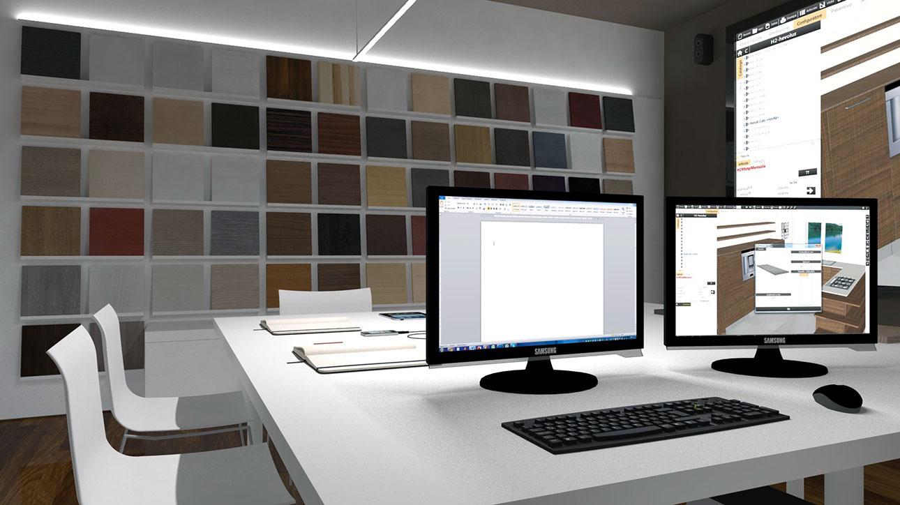 Virtual room tema arredamenti for Nava arredamenti